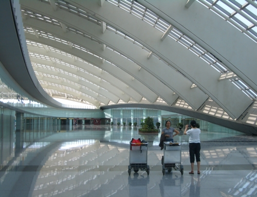How To Get From Beijing Airport to the City Centre