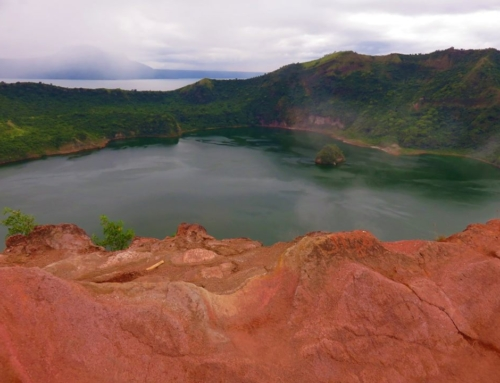 How To Get To Taal Volcano